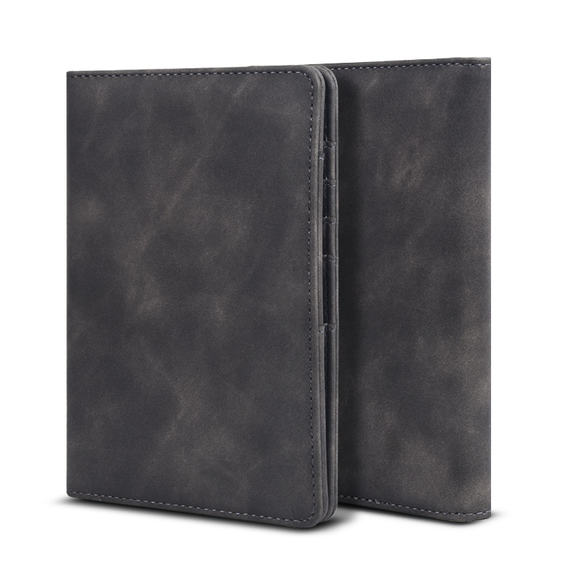 Factory Direct Wholesale Sublimation Passport Holder Custom Pu Leather Passport Holder