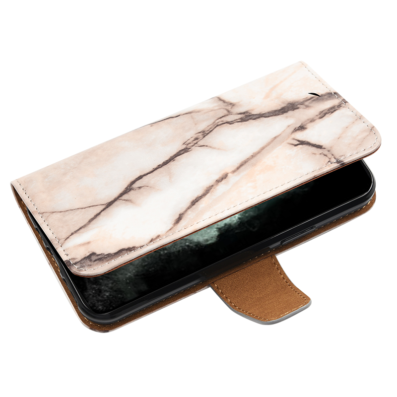 Factory Protective Shock Proof Marble PU leather Cell Phone Protectors Phone Case Cover For iPhone 11 Pro